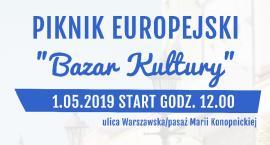 Bazar Kultury, czyli Piknik Europejski w Ciechanowie
