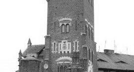 Modernizacja wieży ciśnień w Krasnem - powstanie Muzeum Rodu Krasińskich