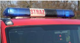 Strażacy zatrzymali pijanego kierowcę