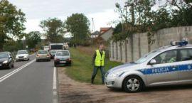 83-letni kierowca potrącił dziecko pod Mławą. Dziewczynka trafiła do szpitala w Ciechanowie