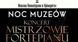Mistrzowie fortepianu - koncert w Opinogórze