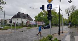 Wasze Info: Od ubiegłego tygodnia na tym skrzyżowaniu nie działa sygnalizacja świetlna