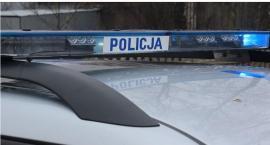 Audi dachowało i uderzyło w drzewo na drodze Ciechanów-Płońsk