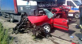 Kolejna tragedia na drodze. Zginął 21 - latek z Ciechanowa
