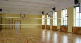 Sala gimnastyczna w I LO wyremontowana