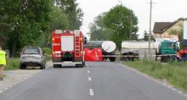 Młody motocyklista zginął w wypadku