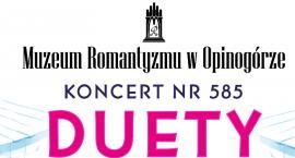 Duety na sopran i mezzosopran - koncert w Opinogórze