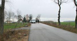 27 - latek śmiertelnie potrącony w Dąbku. Kierowca miał ponad dwa promile