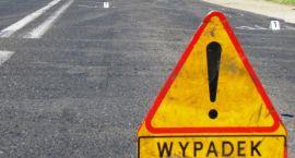 Wypadek w Kargoszynie: Trzy osoby trafiły do szpitala (akt.)