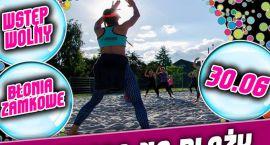 W czwartek Fitness Na Plaży w Ciechanowie