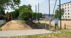 W centrum Ciechanowa rozbudowują park aktywnej rekreacji