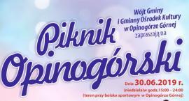 Piknik Opinogórski 2019 - program imprezy