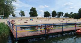 Wymienią stare oświetlenie na kąpielisku Krubin