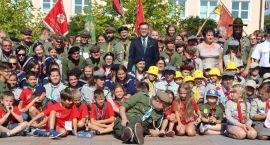 Święto harcerzy w Ciechanowie. Za nami XXV Dni Chorągwi Mazowieckiej (wideo/zdjęcia)