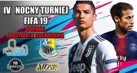 W Ciechanowie odbędzie się IV Nocny Turniej Turniej FIFA 19