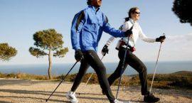 Warsztaty jogi i nordic walking