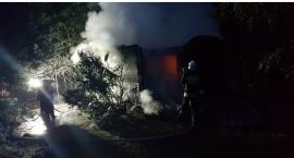 Tragiczny finał pożaru. Nie żyją dwie osoby [zdjęcia]