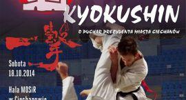 W sobotę IV Turniej Karate Kyokushin w Ciechanowie