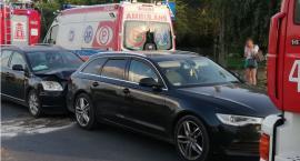 AKTUALIZACJA: Wypadek na ul. Sońskiej. Ranna 16-letnia ciechanowianka [zdjęcia]
