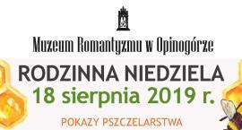Pokazy pszczelarstwa w Muzeum Romantyzmu w Opinogórze