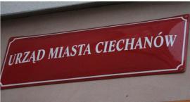 Wolne stanowiska urzędnicze w ciechanowskim ratuszu