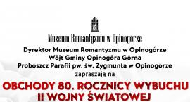 1 września w Muzeum Romantyzmu w Opinogórze.