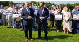 Romanowski z poparciem ministra Kowalczyka [wideo]