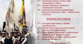 Pożegnanie lata z Napoleonem - weekend z historią w Gołyminie