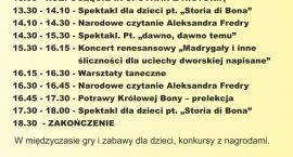 IX Spotkania z Historią już w sobotę na ciechanowskim zamku