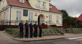 Posterunek Policji wrócił do Regimina [zdjęcia]
