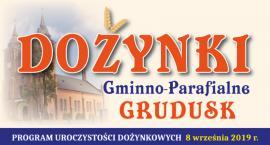 W Grudusku odbędą się dożynki gminno-parafialne [program]