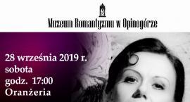 Teatr Jednego Aktora w Muzeum Romantyzmu w Opinogórze