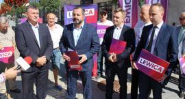 Lewica przedstawiła w Ciechanowie kandydatów i program wyborczy [wideo/zdjęcia]