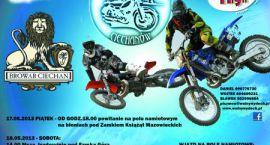 Przed nami motocyklowa uczta! W piątek ruszają IX Ciechanowskie Otwarte Spotkania Motocyklowe