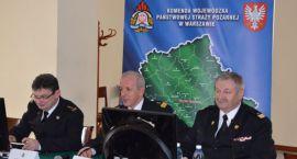 Narada roczna podsumowująca działalność PSP woj. mazowieckiego