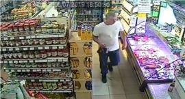 Ciechanowska policja szuka tego mężczyzny [wideo]