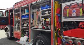 Strażacy z powiatu ciechanowskiego będą mieli nowe wozy strażackie i sprzęt do ratowania życia