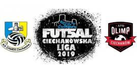 Ciechanowska Liga Futsalu 2019 - ruszyły zapisy