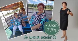 Pani Mirosława - 21 kilogramów w dół, energia w górę jak nigdy dotąd!