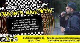 Koncert rapowy - Dobromir Makowski