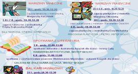 FERIE w Powiatowym Centrum Kultury i Sztuki w Ciechanowie