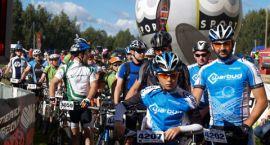 1 124 kolarzy wystartowało w maratonie MTB