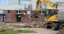 Ruszyła inwestycja w centrum Ciechanowa [zdjęcia]