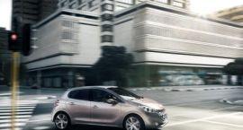 Peugeot 208 zdobył 5 gwiazdek w testach Euro NCAP