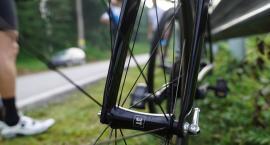 Rajd rowerowy w gminie Regimin