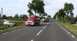 Zderzenie trzech samochodów. Wszyscy kierowcy trafili do szpitala