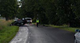 Tragiczny wypadek: zginął 26 - letni kierowca