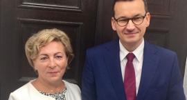 Premier Mateusz Morawiecki w Ciechanowie