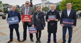 Konfederacja zaprezentowała w Ciechanowie swój program wyborczy [wideo]