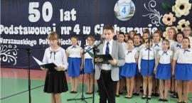 Szkoła Podstawowa nr 4 w Ciechanowie świętowała 50-lecie [zdjęcia]